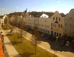 Tüßling Marktplatz Webcam Live