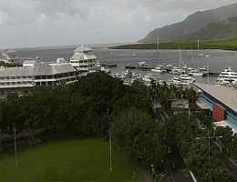 Cairns City Marina Webcam Live