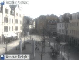 Coburg Albertsplatz Webcam Live