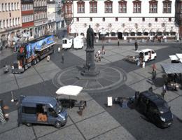 Coburg Marktplatz Webcam Live