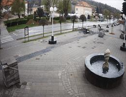 Novska City Centre Webcam Live