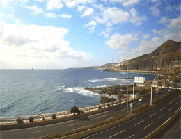 Playa de La Laja Webcam Live