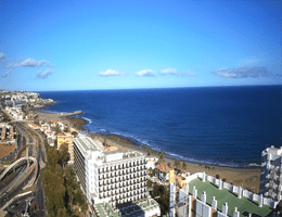 Playa de las Burras Webcam Live
