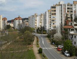 Pula Koparska ulica Webcam Live