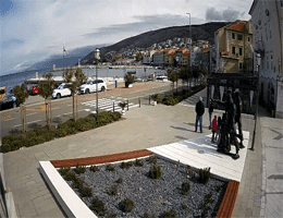 Senj Promenade Webcam Live