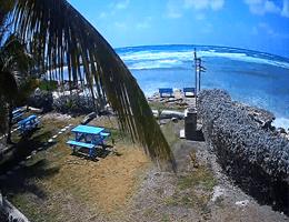 Surfers Point Barbados Webcam Live