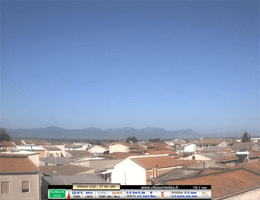 Villasor Panorama Webcam Live