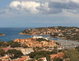 Porto Cervo Panorama Webcam Live