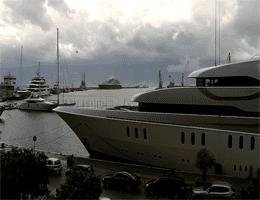 Rijeka Marina Webcam Live