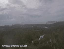 Santa Eulalia Panorama Webcam Live