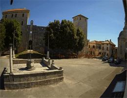 Svetvincenat Castle Morosini Grimani Webcam Live