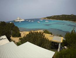 Grande Pevero beach Webcam Live