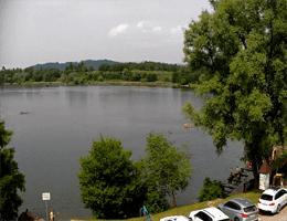Lake Kočevje Webcam Live