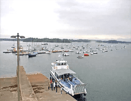 Port Blanc L'Île-aux-Moines Webcam Live