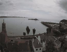 Saint Aubin Panorama Webcam Live