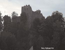 Burg Badenweiler Webcam Live
