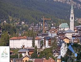 Cortina d'Ampezzo Panorama Webcam Live