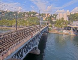 Lyon-Perrache Poste 1 Webcam Live