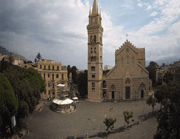 Messina Cathedral Webcam Live