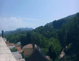 Sierra de Agullent Benicadell Webcam Live