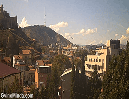 Tiflis Dzveli Tbilisi Webcam Live