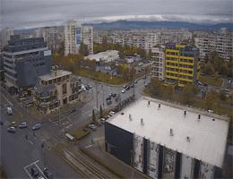 Sofia Boulevard Tsaritsa Yoanna Webcam Live