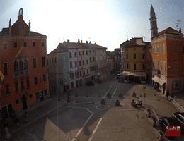 Webcam Vodnjan Narodni trg Live